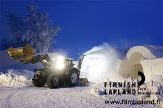 Frozen Innovations - Film Lapland