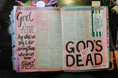 Been wanting to do this one since I went to see the Newsboys in concert in October! What a fantastic night that was!!  1 John 4:4  #GodsNotDead