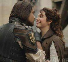 Dartagnan and Constance