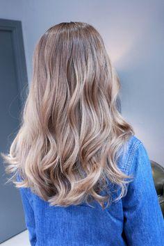 Beige blond <3
