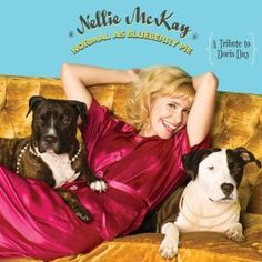 Nellie McKay Normal As Blueberry Pie: A Tribute To Doris Day on Vinyl LPProducing, arranging and performing this album is for Nellie McKay the natural outcome Oscar Hammerstein Ii, Richard Rodgers, Les Brown, Love And Respect, Dory, Music Awards, Album Covers, Blueberry, Cool Things To Buy