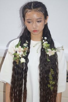 Hair frisuren 50 Inspiring Wedding Hairstyle Ideas For Natural Black Hair Inspiring wedding hairstyles ideas for natural black hair 15 Hair Inspo, Hair Inspiration, Pretty People, Beautiful People, Foto Portrait, Corte Y Color, Natural Hair Styles, Long Hair Styles, Hair Reference