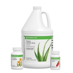Specialized Internal Program Daily inner maintenance to support a healthy digestive system.* Key Benefits Includes premium-quality aloe vera from Ready Herbal Aloe and fiber from Florafiber to support digestive health.* Vitamins A (as beta-carotene), C and E from Schizandra Plus provide antioxidant support.