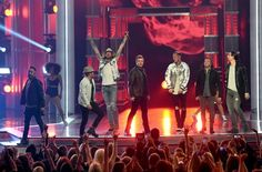 """Florida Georgia Line and Backstreet Boys performed """"God, Your Mama, And Me"""" and """"Everybody (Backstreet's Back)"""" at 2017 ACM Awards ."""