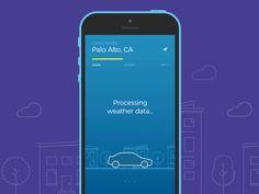 Smart car wash app by Shakuro by Shakuro