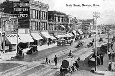 PRESS THIS PIC AND FOLLOW ME ON FACEBOOK!  Newton, Kansas