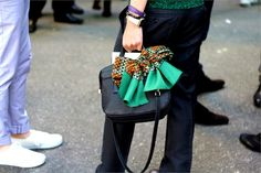 scarf up your bag.