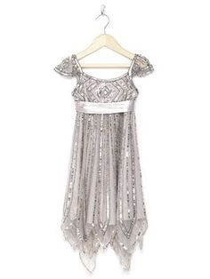 This Monsoon flower girl dress is amazingly authentic!... I like this style for the 2nd casual wedding dress. bm - dresses, graduation, flower girl, plus size, everyday, shift dress *ad