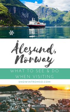 Are you considering a visit to Norway? Why not head to Ålesund? Here's all you need to know about the city!
