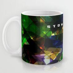 STONE Mug by SEVENTRAPS | Society6