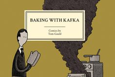 Cartoonist Tom Gauld discusses his latest book, Baking with Kafka - The Verge
