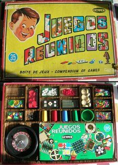Juguetes - Juegos reunidos Geyper Radios, Vintage Toys, Retro Vintage, Pocket Game, Retro Images, Game Item, Retro Shoes, Kool Kids, Old Tv