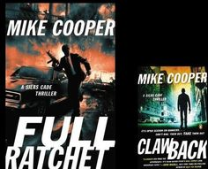 Wall Street greed provides focus for Mike Cooper's 'Silas Cade' novels