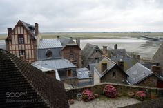 Saint Michel roofs by ortisfarre