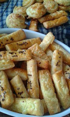 Sajtos rúd Baked Goods, Rum, Salt, Dairy, Bread, Cheese, Baking, Food, Bread Baking