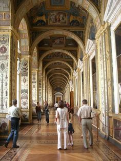 Entertaining a 5 year old at the Hermitage #travel #art #kids