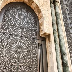 A day spent with moroccan #architecture #mosque #casablanca #art #tiles