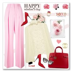 """Happy Valentine's Day: EightyEight 88 Bag"" by nantucketteabook ❤ liked on Polyvore featuring Home Decorators Collection, Philosophy di Lorenzo Serafini, MSGM, Le Silla, Anna-Karin Karlsson, Chanel and Katerina Makriyianni"