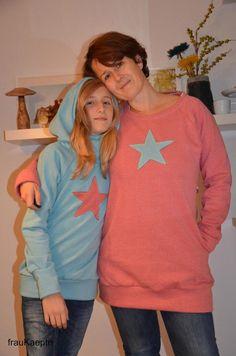 Kanga - Raglan-Sweater, Papierschnittmuster - farbenmix Online-Shop - Schnittmuster, Anleitungen zum Nähen