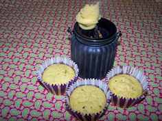 Repostería Tximeleta: Muffins de Naranja y Chocolate