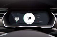 Tesla Ui on Behance