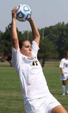 2012 Manchester University women's soccer preview - Strong returning nucleus highlights 2012 Soccer Players, Soccer Ball, Manchester, Highlights, Pride, University, Strong, Sports, Football Players