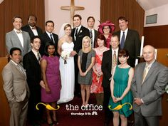 The Office ... Jim and Pam Wedding