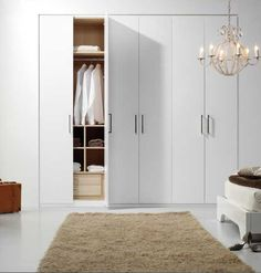 Leading 30 Storage Room Door Ideas to Attempt to Make Your Bedroom Tidy and also Roomy Bedroom Closet Design, Bedroom Wardrobe, Wardrobe Closet, Wardrobe Design, Home Bedroom, Closet Doors Painted, Modern Closet Doors, Sliding Wardrobe Doors, Closet Door Handles