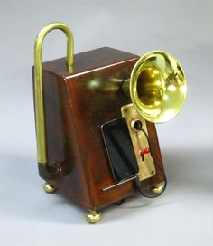 Steampunk Gramophone Music Player for Ipod Iphone or by edkidera, $490.00