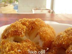 כרובית במיונז ופירורי לחם / צילום : ניקי ב