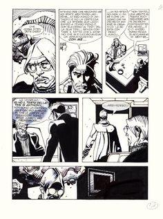 N. Mari - Nathan Never - Speciale LA BIBLIOTECA DI BABELE Comic Art