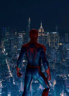 Spiderman Black Suit, Spiderman Movie, Spiderman Spider, Amazing Spiderman, Marvel Venom, Marvel Art, Marvel Dc Comics, Spiderman Ps4 Wallpaper, Spiderman Pictures