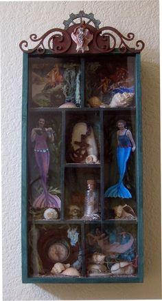 Unruly PaperArts: Mermaids Reader Art Quest Showcase