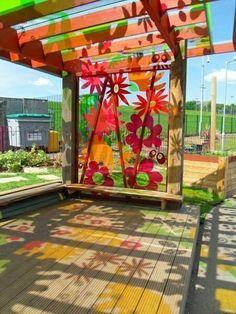 gevonden op: http://www.externalworksindex.co.uk/entry/113513/Infinite-Playgrounds/Outdoor-classrooms/