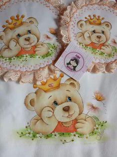 Nara, Baby Disney, Fabric Painting, Safari, Diy And Crafts, Alice, Teddy Bear, Baby Shower, Etsy