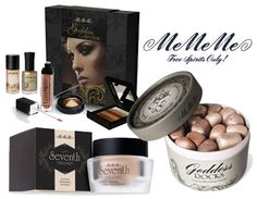 REVIEW: MeMeMe Cosmetics Goddess Collection in store now. Excellent value.