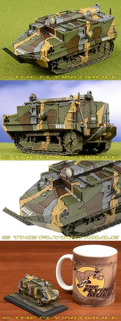 Tanks and Military Vehicles 171138: 1:72 Ca 1 French Army -> BUY IT NOW ONLY: $34.95 on eBay!