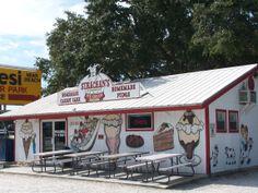 Strachans Ice Cream, Palm Harbor