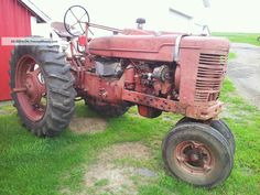 Farmall Smdta Diesel Rare Tractor Antique & Vintage Farm Equip photo 1
