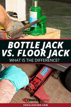 Bottle jacks vs floor jacks, which one wins? Each has its own set of advantages and disadvantages. Read this guide to learn more about which suits you more. Cool Car Gadgets, Car Essentials, Car Cleaning Hacks, Car Tools, Car Covers, New Trucks, Ways To Save Money, Car Accessories, Concept Cars