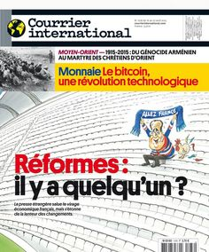 Courrier international 1276 - 16 au 22 avril 2015