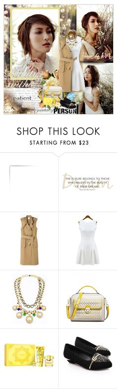 """""""So wonderful!"""" by shinee-pearly ❤ liked on Polyvore featuring Band of Outsiders, Versace and Marc Jacobs"""