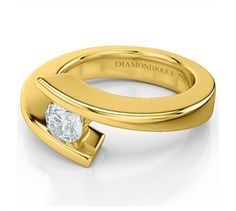 Beautiful Diamond Solitaire Ring #diamondjools