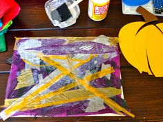 October Abstracted >> Artistic Wellness- Art Therapy for Seniors: My service is to provide home based art therapy for seniors who lack transportation and/or who are immobile in their homes.