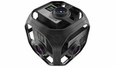 It's $5,000, or $1,500 if you already have four GoPro Hero 4 Black cameras lying around.
