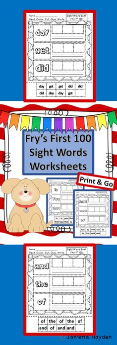 Download now or pin to your Word Work Board!  Janetta Hayden