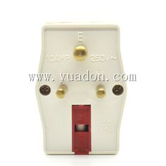 Electrical plug AUS/UK/SA/EU/USA to SA travel adapter electrical equipment suppliers