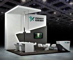 Amber - Exhibition Stand 6x6