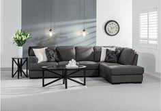Betty Fabric Corner Chaise Suite   Super Amart