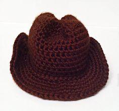 Western Hat Crochet Pattern Free | hat crochet pdf d cached crochet patterns and hat patternbarbara ...